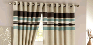 Buy Readymade Curtains & Poles Online