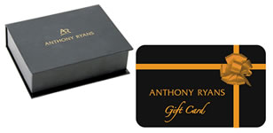 Giftcards - Perfect For The Gifting